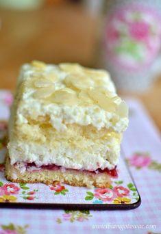 Homemade Cakes, Vanilla Cake, Cooking Recipes, Sweets, Baking, Food, Kuchen, Gummi Candy, Chef Recipes