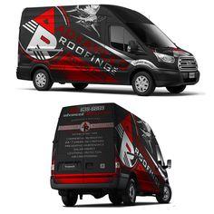 Activity | Van Wrap Based off Your Truck Design | 99designs