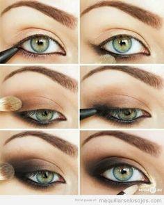 Tutorial - Green Eyes