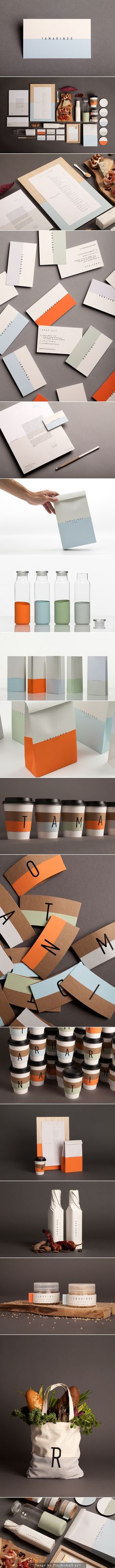 Tasty Tamarindo identity, packaging, branding curated by Packaging Diva PD…