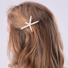 Starfish Shape Hair Comb