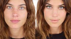 Video tutorial: How to get Alexa Chung's signature 60s makeup look