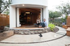 Midcentury Grain Silo to Modern Home: Incredibly Cozy Conversion | Urbanist