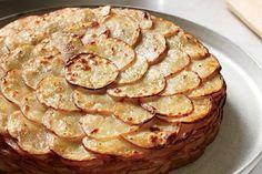 Запеченный картофель по-французски «Буланжер»