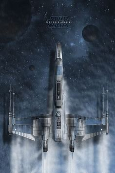 Starfighter Star Wars Poster Star Wars merchandise https://funstarwars.com/shop/star-wars-poster/starfighter-star-wars-poster/ 9.25 Size:30cm x 45cm Material : Waterproof Fabric Art Canvas Poster was Printed on High Quality Fabric canvas.