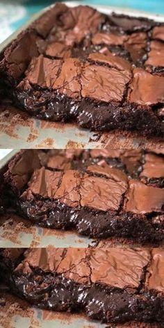 Hoje vamos fazer esse Brownie de Chocolate muito gostoso, vale a pena fazer! #receita #gastronomia #culinaria #comida #delicia #receitafacil #cozinha #bolo #brownie #chocolate #doces #sobremesas