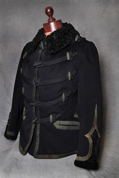 French Hussars 'pelisse' tunic