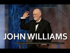 John Williams accepts the 44th AFI Life Achievement Award. Beautiful, wonderful, funny. I'm such a fan!