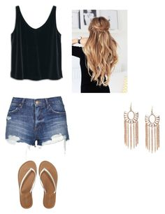 """""""Untitled #518"""" by lorenaisrandom on Polyvore featuring MANGO, Topshop and Aéropostale"""