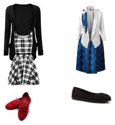 Untitled #65 by tigergirl121 on Polyvore featuring polyvore, fashion, style, VIVETTA, LE3NO, Blowfish and Ollio