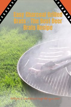 Their is nothing like juicy great tasting Brats at a family gathering Grilled Bratwurst, Beer Bratwurst, Beer Brats, Brats Recipes, Types Of Bread, Grilling Tips, Best Beer, Charcoal Grill, Stick Of Butter