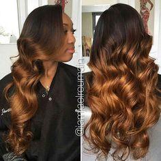 ✨Urghhh I want this hair next #hairinspo ✨ #hairgoals #hairstyles #hair #ombrehair