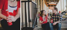 April & Kevin // Engaged in Old Sacramento! » Ahava Studios & Press // East Bay Wedding Photography by Stephanie Haller