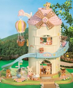 079bdaaa261 Calico Critters Baby Play House Set - Learning Express of Omaha