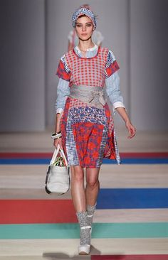 Marc By Marc Jacobs Spring 13 Ready to Wear - Kati