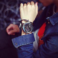 Men+JIS+watch+Quartz+Waterproof+Sports+Watch+Calendar+Genuine+Leather+Wristwatch+montre+reloj+relogio(Assorted+Color)+Cool+Watches+Unique+Watches+–+USD+$+23.99