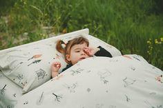 Woodland Designer Baby Bedding White Crib Set Forest Animals