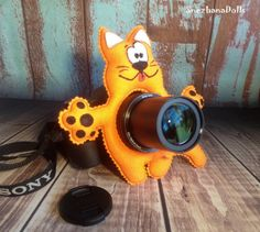 The toy is useful for professional photographers by SnezhanaDolls