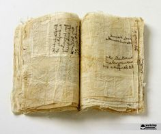 Textile Book incorporating recycled papers by the artist Waltraud Janzen, (photo by Sven Reimann). Artist Journal, Book Journal, Altered Books, Altered Art, Book Art, Artist's Book, Tea Bag Art, Stitch Book, Book Sculpture