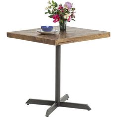 K&F Table Lyon Vintage Range 72x72cm - KARE Design