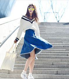 2015 FW Seoul Fashion week