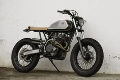 Ottonero Cafe Racer: Lab # 22