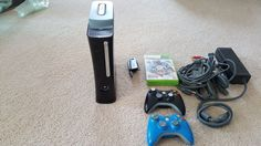 Microsoft Xbox 360 Elite 120 GB Matte Black Console (NTSC) - http://video-games.goshoppins.com/video-game-consoles/microsoft-xbox-360-elite-120-gb-matte-black-console-ntsc-18/