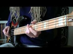 Funk Bass Thumb & Fingerstyle Grooves - YouTube