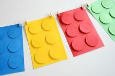 festa Lego - mil ideias