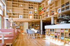 Flinders Cafe, Amsterdam