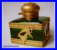 antique inkwell 1850
