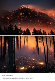 I see fire, inside the mountain, I see fire, burning the trees  #RePin by AT Social Media Marketing - Pinterest Marketing Specialists ATSocialMedia.co.uk
