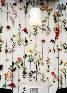 wall o' flowers found on reifhaus.tumblr.com