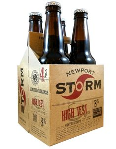 Newport Storm High Test Coffee Stout arrives next week Beer Memes, Beer Quotes, Beer Humor, Pick Me Up, Coffee Roasting, Next Week, Newport, Beer Bottle, Product Launch