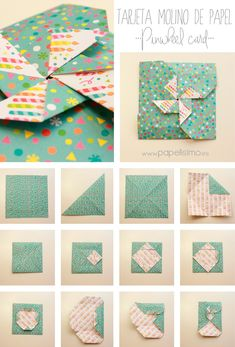 20 Trendy Origami Envelope Tutorial Scrapbook Paper Ideal Origami Report Origami is one involving the most delicate types of … Origami Cards, Origami And Kirigami, Diy Origami, Origami Tutorial, Origami Paper, Origami Letter, Origami Instructions, Folding Origami, Diy Envelope Tutorial