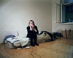 Elina Brotherus 'Diary' is an interesting insight into the personal life of a renowned artist.