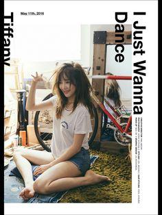 TIFFANY (티파니) Mini Album Vol. 1 - I Just Wanna Dance (édition coréenne) (Poster offert*) - ASIAWORLDMUSIC - Site de vente en ligne des magasins MUSICA