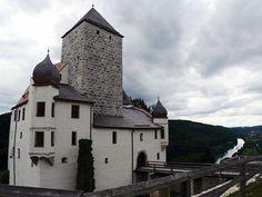 Rund um Regensburg: Burg Prunn im Landkreis Kelheim