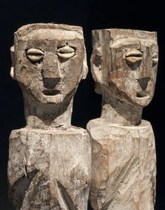 Authentiques Fétiches Vaudou Genuine Voodoo Fetish EWE Adan Ghana Togo H 48cm | eBay