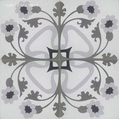 Cement Tile Shop - Encaustic Cement Tile Clavel