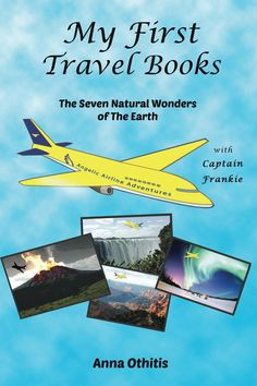 "My First Travel Books ""Seven Wonders of the World"""