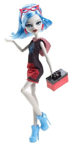 Monster High: Scaris Ghoulia Yelps