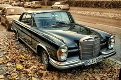 1969 Mercedes-Benz 280SE Coupe http://www.windblox.com/ #windscreen #Windblocker #WindDeflector #Windstop