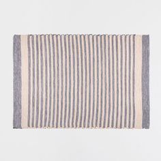 TWO-TONE STRIPED RUG - Rugs - Decoration | Zara Home United States of America