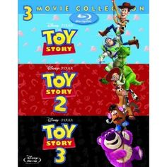 toy story movies
