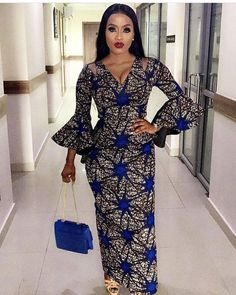 African fashion is available in a wide range of style and design. Whether it is men African fashion or women African fashion, you will notice. African Dresses For Women, African Print Dresses, African Print Fashion, Africa Fashion, African Attire, African Fashion Dresses, African Wear, African Women, African Outfits