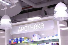 Studio Thoernblom | Millennium Apotheke, pharmacy design
