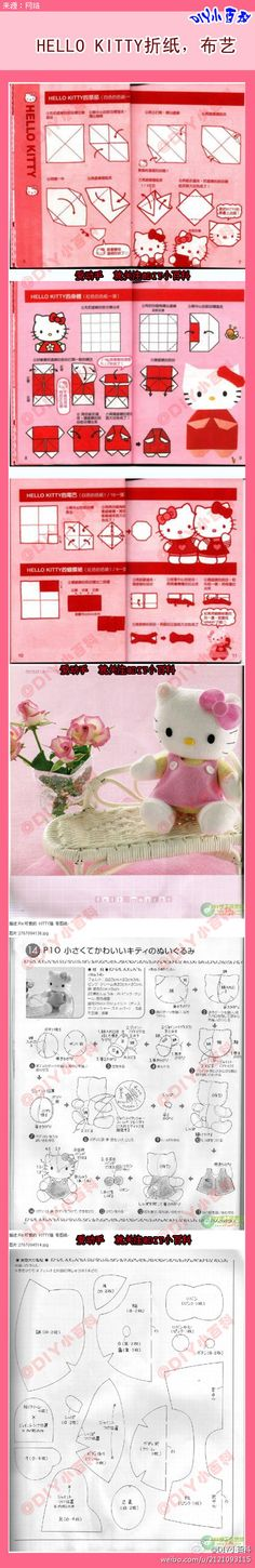 Hello Kitty...don't think i could ever do this, but i can dream, can't i?