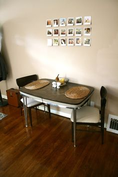 vinta9e: updating a 50s formica table