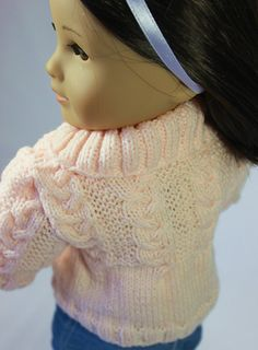 Winter Warmth Pattern by Doll Tag Clothing from PixieFaire - http://www.pixiefaire.com/collections/doll-tag-clothing/products/winter-warmth-knitting-pattern
